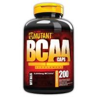 Mutant BCAA (200капс)