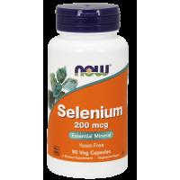 Selenium 200 mcg (90капс)